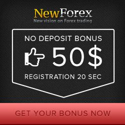 NewForex Broker – 50$ Forex No Deposit Bonus & 100% Deposit Bonus for Only 1$ Minimum Deposit!