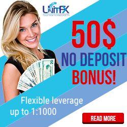 Bonus no deposit broker forex 2017