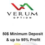 Verum Option Broker Review