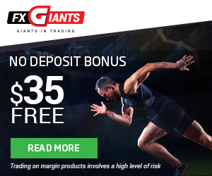 FXGiants Review – Trade Forex on Your Mobile with a No Deposit Trading Bonus