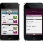 Mobile Trading Platform for Binary Options
